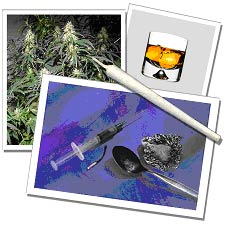 Cannabis, Heroin, Alcohol, Workplace Drug Awareness